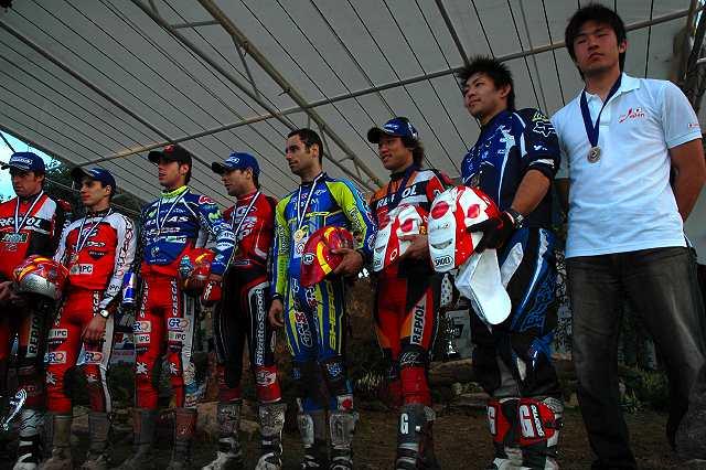2006年TDN日本チーム