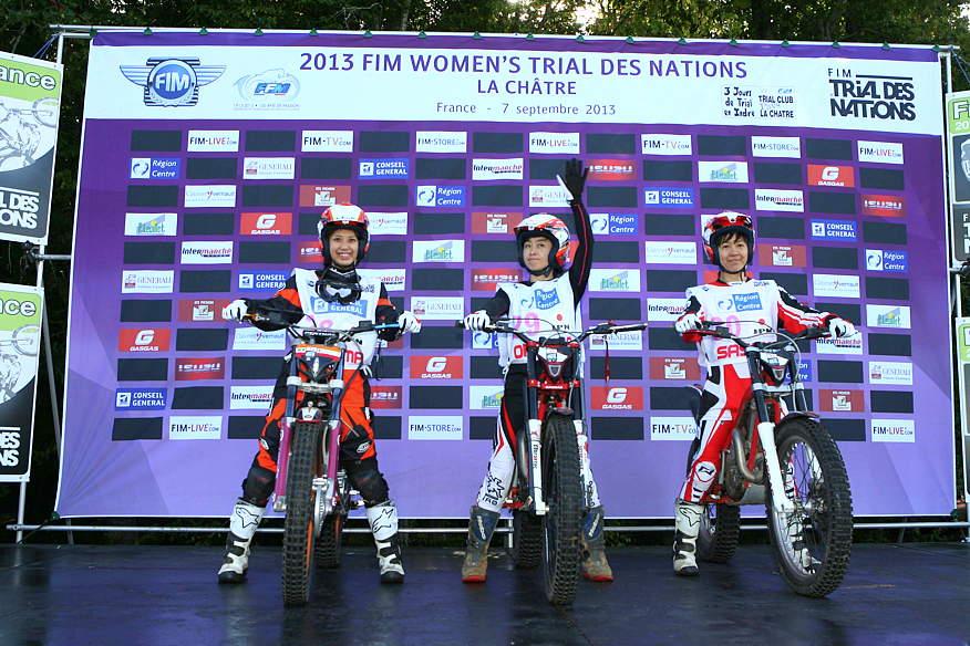 1309女子tdnの日本チーム