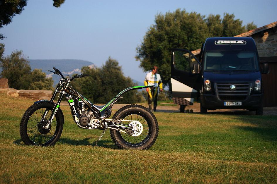 トライアル・自然山通信:オッサの2012年モデル