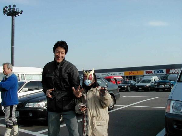 1511仮面ライダーと成田匠