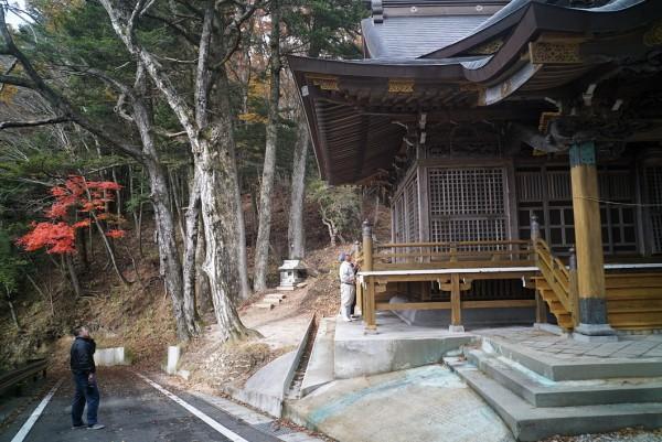 1511諏訪神社見学