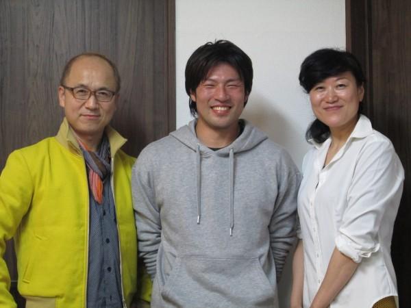 1512小川毅士とオランジェ