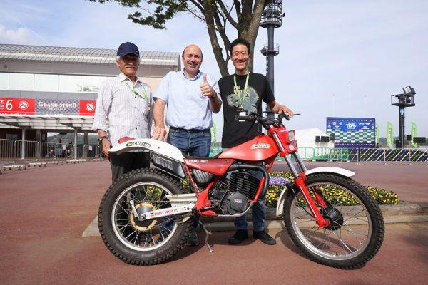 1604日本GP成田親子とミショー