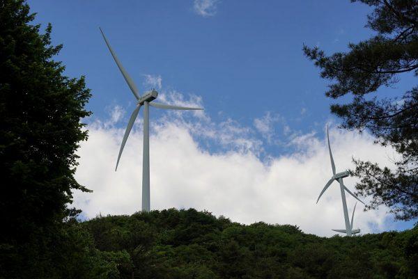1606風車近景