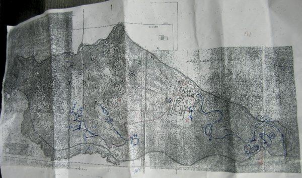 1608玖珠場内地図