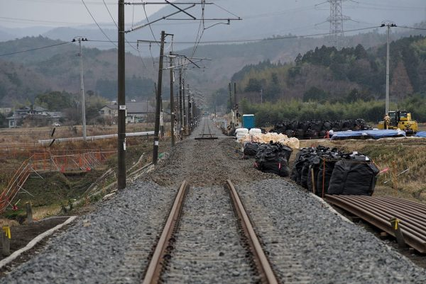 2017年富岡線路