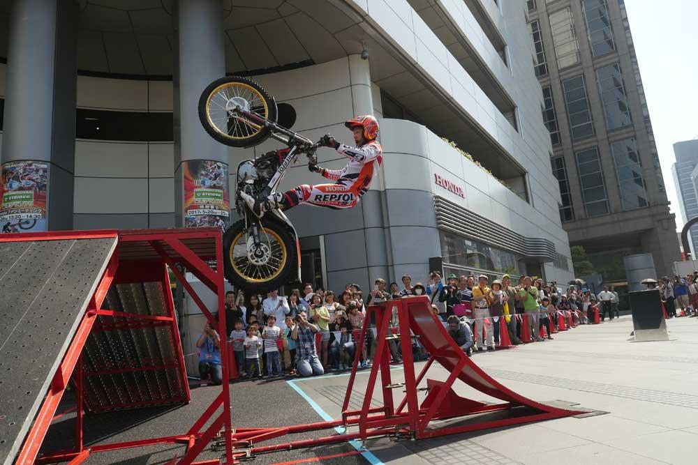 Honda トライアルファンミーティング