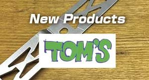 トムスの新製品