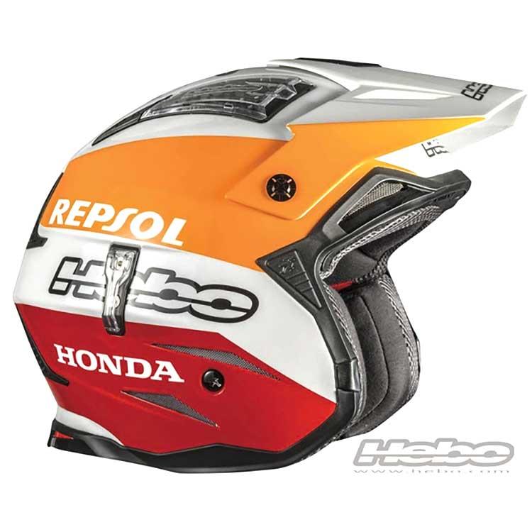 HeboヘルメットMFJ公認キャンペーン