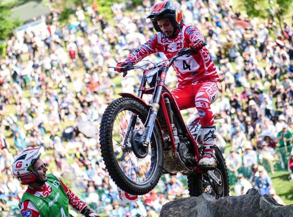 ジェロニ・ファハルドが1日目を勝利。
