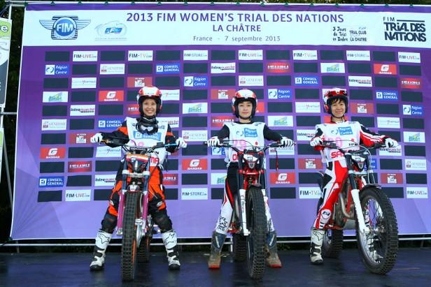 2013女子日本代表チーム