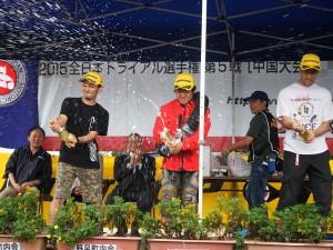 2015原瀧山IB表彰台