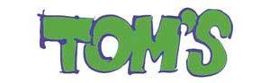 トムスのロゴ