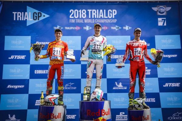 2018フランスT2表彰式