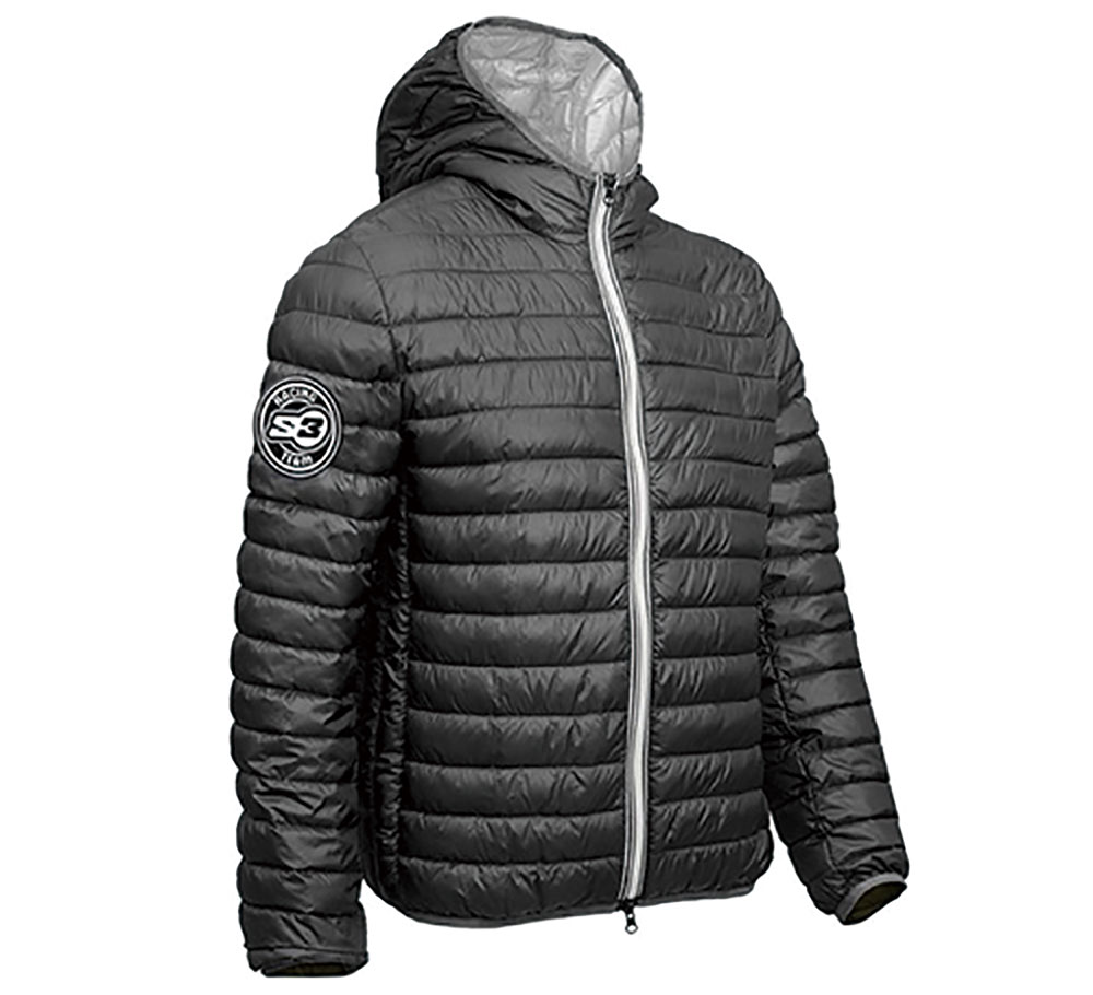 S3 Iceberg Jacket Black