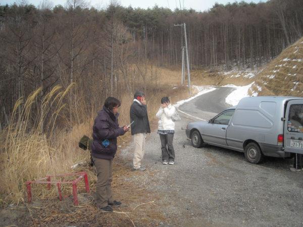 2011年3月13日田村