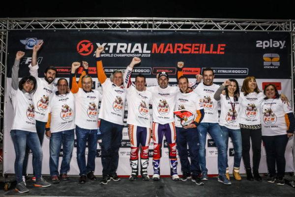X2019マルセイユのチーム