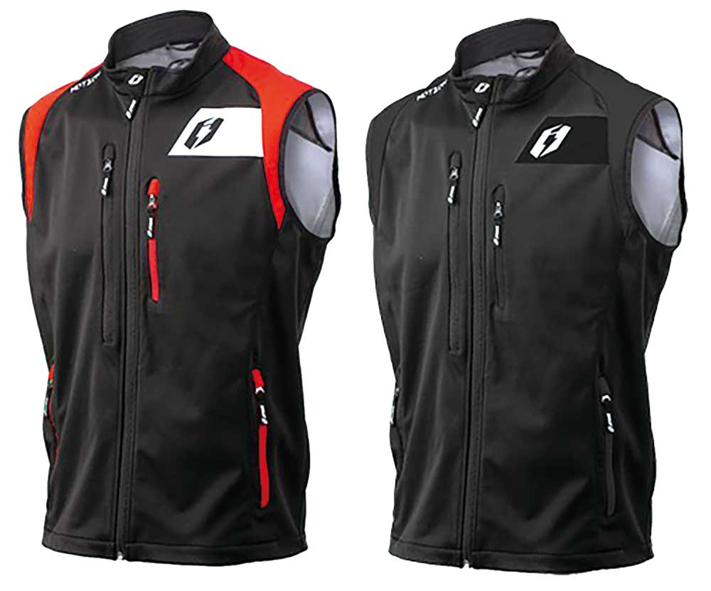 JITSIE Gilet Motion jacket