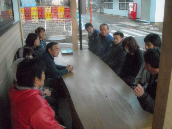 2011年3月13日ベンチ会議