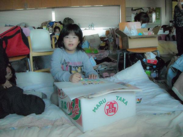 2011年ビッグパレットの子ども