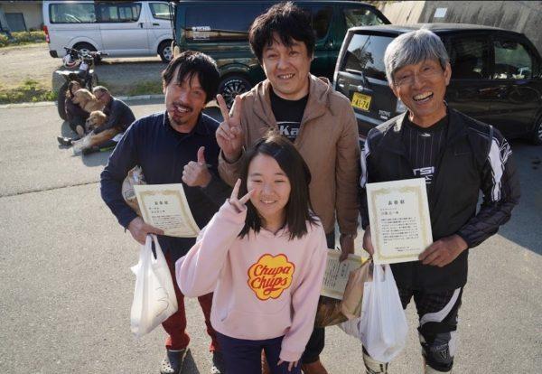 2019高田島の表彰