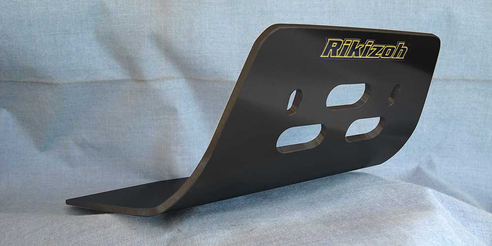KLX230skidplate