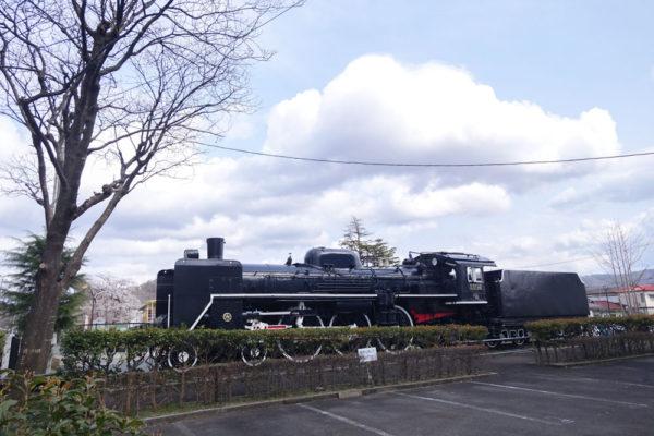 2003児童公園のC57全景