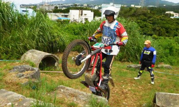 沖縄第7戦エキスパート長浜選手