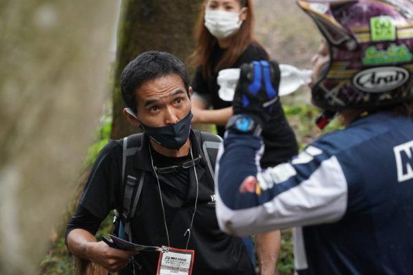 2009もてぎの野崎と中山