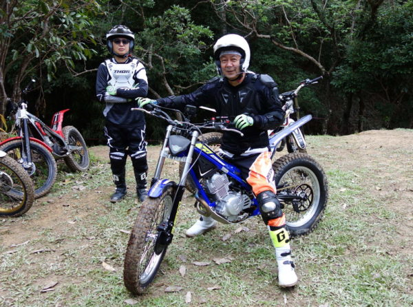 2021沖縄トライアルビギナー