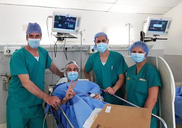 2105ボウの手術