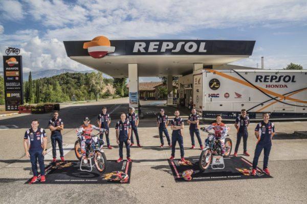 レプソルHondaチーム
