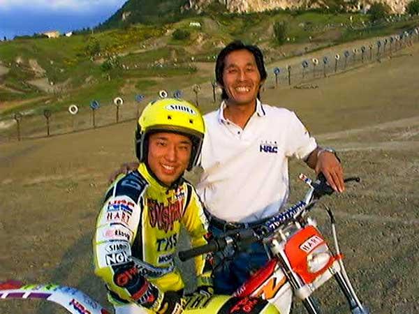 1997年世界選手権デビューの年